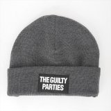 WACKO MARIA/WOOL KNIT CAP 2(THE GUILTY PARTIES)(グレー)[ニットキャップ-15秋冬]
