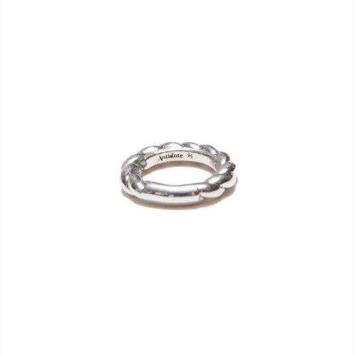 他の写真2: ANTIDOTE BUYERS CLUB/Twist Ring(シルバー)[ツイスト リング]