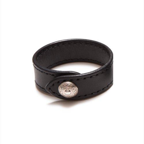 他の写真1: ANTIDOTE BUYERS CLUB/Leather Wristband(ブラック)[レザーリストバンド]