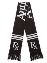 ANTIDOTE BUYERS CLUB/Hooligan Scarf(ブラック)[マフラー-17秋冬]