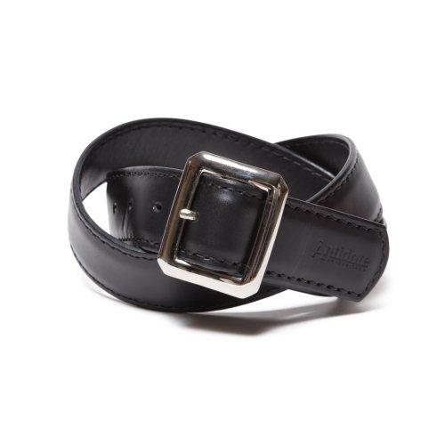 他の写真1: ANTIDOTE BUYERS CLUB/Garrison Leather Belt(ブラック)[ギャリソンレザーベルト]