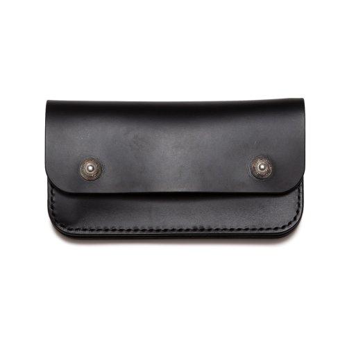 他の写真1: ANTIDOTE BUYERS CLUB/Trucker Wallet(Smooth Leather)(ブラック)[トラッカーウォレット]