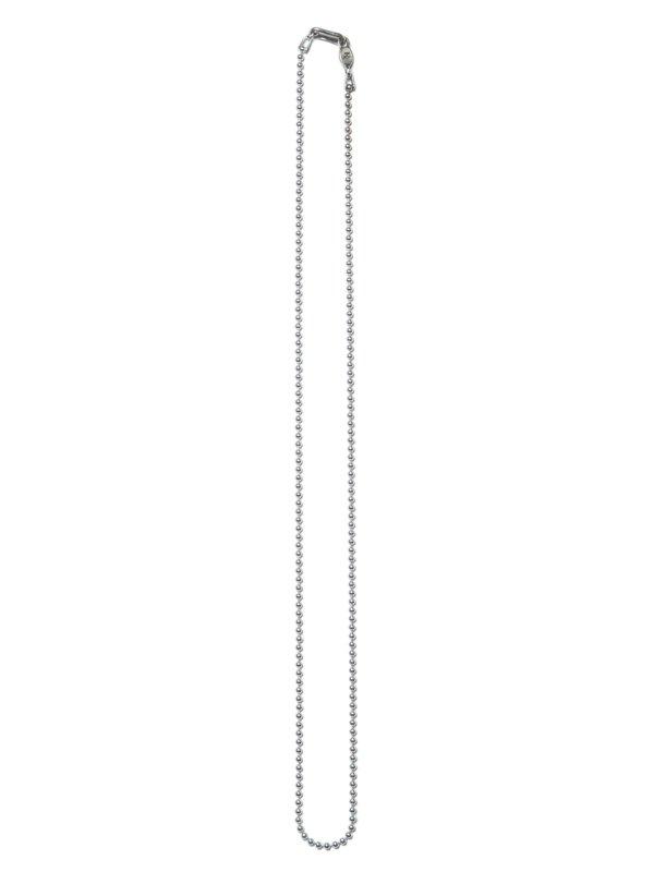 画像1: ANTIDOTE BUYERS CLUB/Ball Chain(60cm)(シルバー)[ボールチェーン]