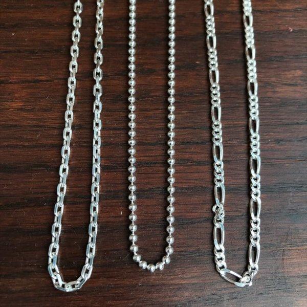 画像4: ANTIDOTE BUYERS CLUB/Ball Chain(60cm)(シルバー)[ボールチェーン]