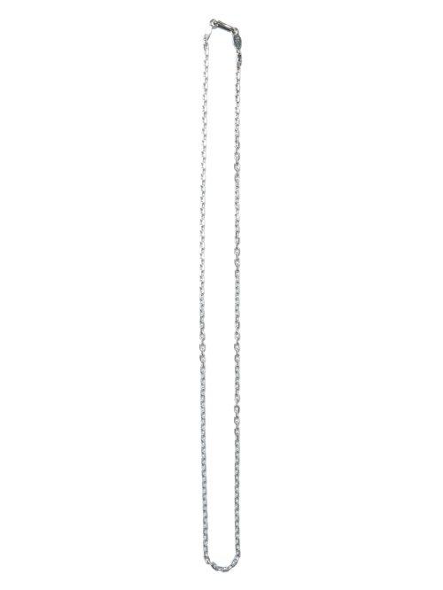 他の写真1: ANTIDOTE BUYERS CLUB/Oval Link Chain(50cm)(シルバー)[オーバルリンクチェーンネックレス]