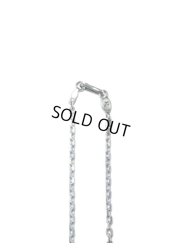 画像3: ANTIDOTE BUYERS CLUB/Oval Link Chain(50cm)(シルバー)[オーバルリンクチェーンネックレス]