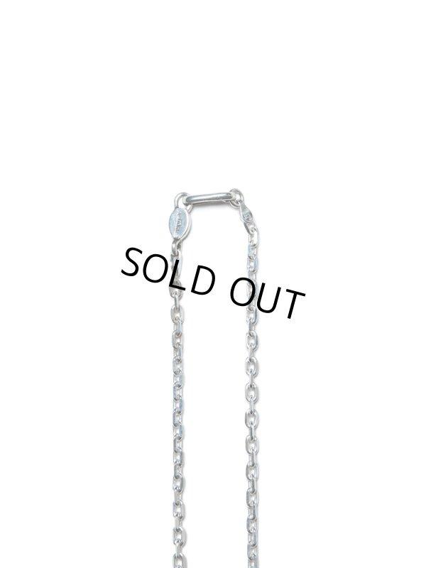 画像4: ANTIDOTE BUYERS CLUB/Oval Link Chain(50cm)(シルバー)[オーバルリンクチェーンネックレス]