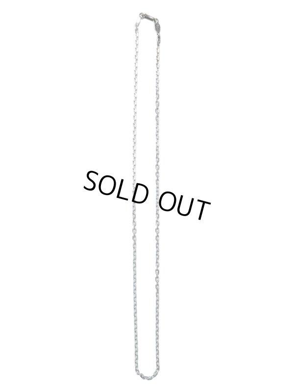 画像2: ANTIDOTE BUYERS CLUB/Oval Link Chain(50cm)(シルバー)[オーバルリンクチェーンネックレス]