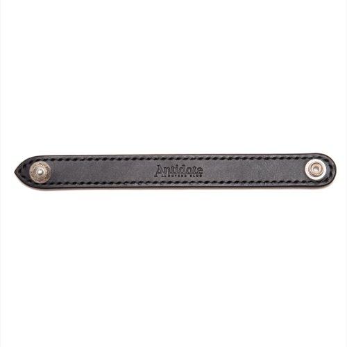 他の写真3: ANTIDOTE BUYERS CLUB/Leather Wristband(ブラック)[レザーリストバンド]