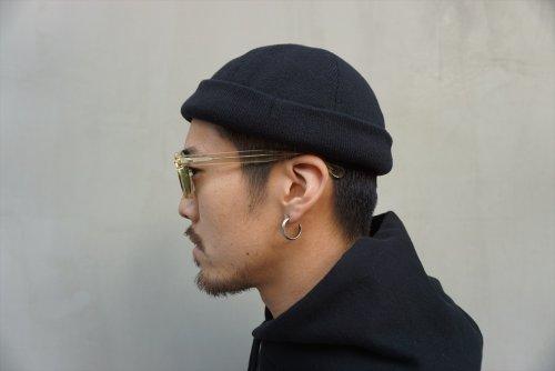 他の写真2: COOTIE/Thug Knit Cap(ブラック)[サグニットキャップ-21春夏]