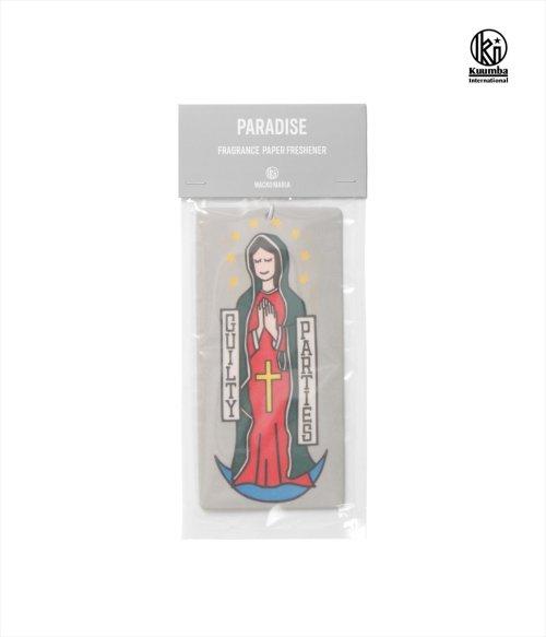 """他の写真1: WACKO MARIA/KUUMBA / FRAGRANCE PAPER """"PARADISE""""(グレー)[フレグランスペーパー-19秋冬]"""