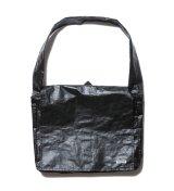 COOTIE/PE News Paper Bag(ブラック)[ニュースペーパーバッグ-19秋冬]