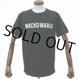 WACKO MARIA/HEAVY WEIGHT CREW NECK T-SHIRT(TYPE-2)(ブラック)[プリントT-21春夏]