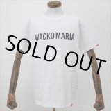 WACKO MARIA/HEAVY WEIGHT CREW NECK T-SHIRT(TYPE-2)(ホワイト)[プリントT-21春夏]