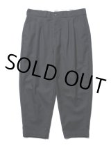COOTIE/T/C Hopsack 2 Tuck Trousers(各色)[T/Cホップサック2タックトラウザース-20春夏]