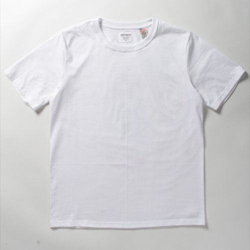 他の写真1: WACKO MARIA/TIMLEHI / USA BODY CREW NECK POCKET T-SHIRT(TYPE-3)(ホワイト)[プリントT-20春夏]
