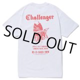 CHALLENGER/GOLD FISH TEE(ホワイト)[プリントT-20春夏]