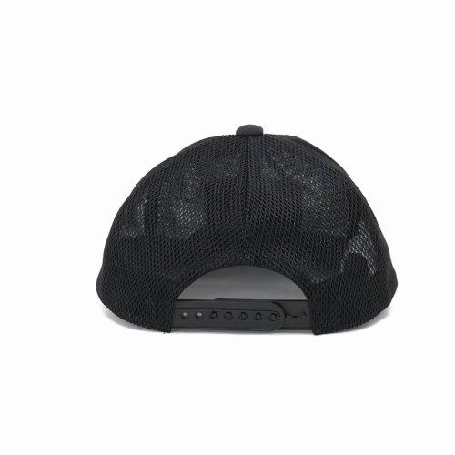 他の写真2: ROUGH AND RUGGED/DESIGN CAP / LOOK(ブラック) 【30%OFF】[オールメッシュキャップ-20春夏]