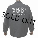 WACKO MARIA/BOA COACH JACKET(TYPE-2)(ブラック)[ボアコーチJKT-20秋冬]