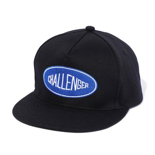 他の写真1: CHALLENGER/LOGO TWILL CAP(ブラック)[ロゴツイルキャップ-21春夏]