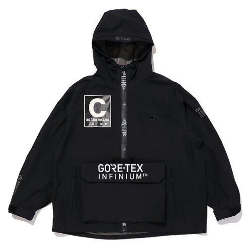 他の写真1: CHALLENGER/×DAIWA GORE-TEX FIELD JACKET(ブラック)[ゴアテックスフィールドJKT-21春夏]