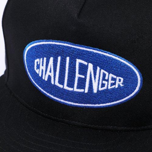 他の写真2: CHALLENGER/LOGO TWILL CAP(ブラック)[ロゴツイルキャップ-21春夏]