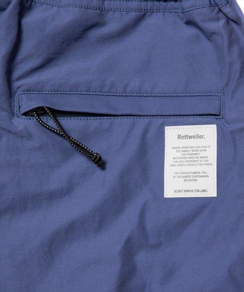 他の写真3: ROTTWEILER/60/40-M.I.L PANTS(ネイビー)[コットンナイロンミルパンツ-21春夏]