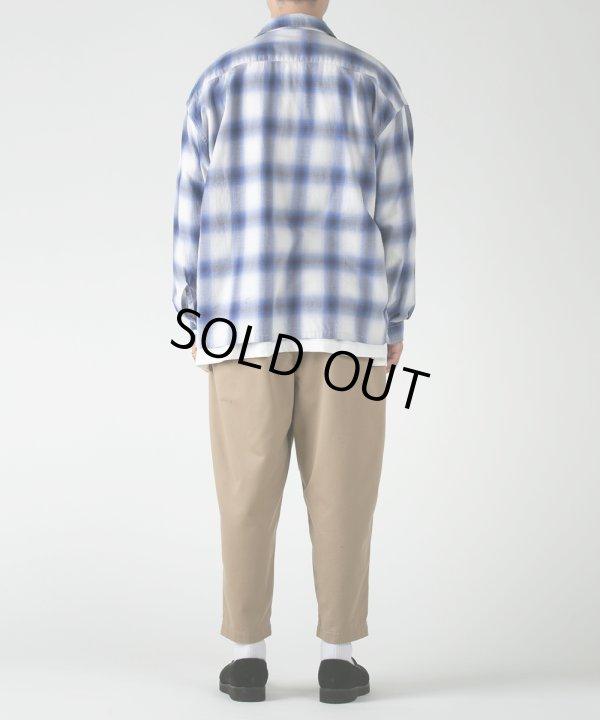 画像4: COOTIE/T/C 2 Tuck Easy Pants(ベージュ)[T/C 2タックイージーパンツ-21春夏]