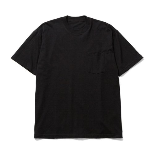 他の写真2: MINEDENIM/2 Pack T-Shirts(×LOS ANGELES APPAREL)(ブラック)[2パックT-21春夏]