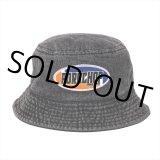 PORKCHOP/2nd Oval BUCKET HAT(ブラック)[バケットハット-21春夏]
