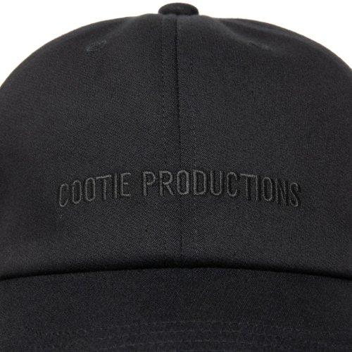 他の写真3: COOTIE/Stretch Curved Brim Cap(ブラック/ブラック)[キャップ-21春夏]