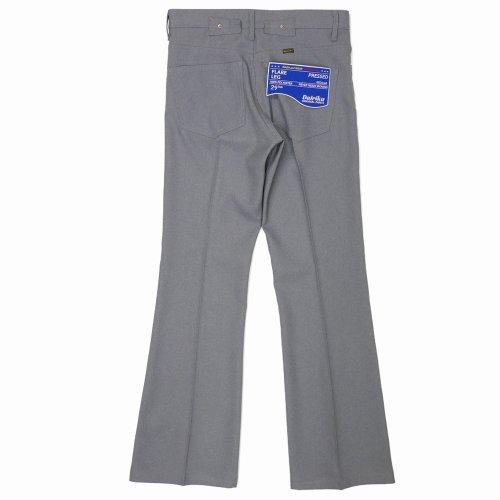 """他の写真2: DAIRIKU/""""Flare"""" Flasher Pressed Pants(コンクリート)[""""フレア""""スタプレパンツ-21春夏]"""