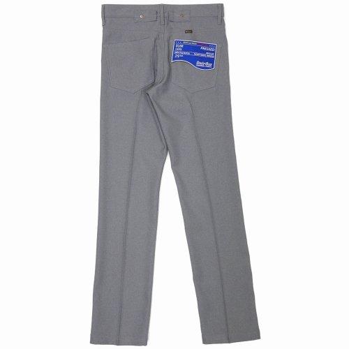 """他の写真2: DAIRIKU/""""Slim"""" Flasher Pressed Pants(コンクリート)[""""スリム""""スタプレパンツ-21春夏]"""
