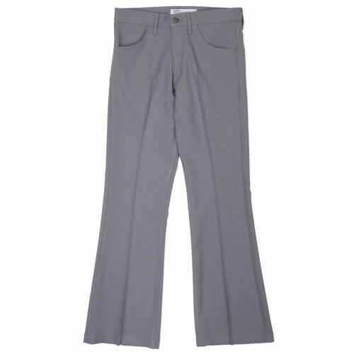 """他の写真1: DAIRIKU/""""Flare"""" Flasher Pressed Pants(コンクリート)[""""フレア""""スタプレパンツ-21春夏]"""