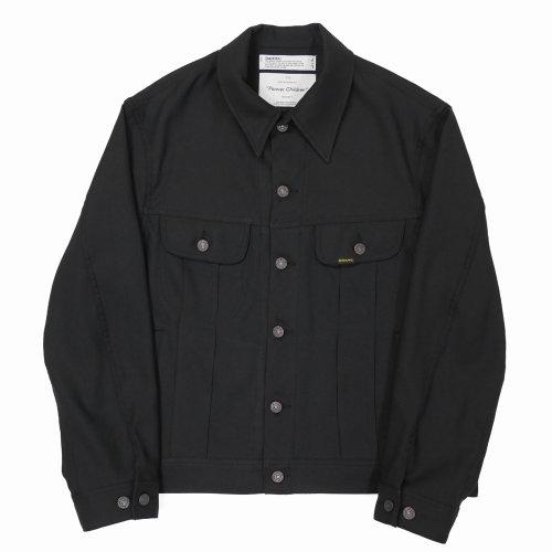 """他の写真1: DAIRIKU/""""REGULAR"""" Polyester Jacket(ブラック)[ポリエステルJKT-21春夏]"""