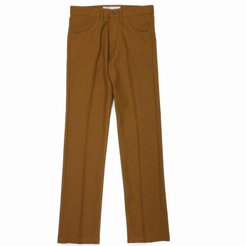 """他の写真1: DAIRIKU/""""Slim"""" Flasher Pressed Pants(ソイル)[""""スリム""""スタプレパンツ-21春夏]"""