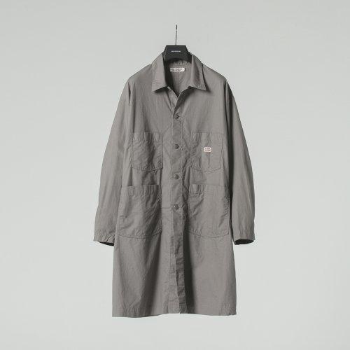 他の写真1: COOTIE/Ripstop Shop Coat(グレー)[リップストップショップコート-21春夏]