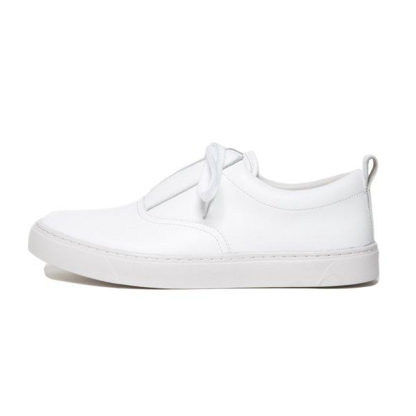 画像2: COOTIE/Raza Lace Up Shoes(ホワイト-カーフ)[Razaレースアップシューズ-21春夏]