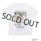 WACKO MARIA/NICE DREAMS / WASHED HEAVY WEIGHT CREW NECK T-SHIRT(TYPE-1)(ホワイト)[プリントT-21春夏]