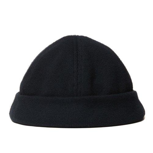 他の写真1: COOTIE/Thug Knit Cap(ブラック)[サグニットキャップ-21春夏]