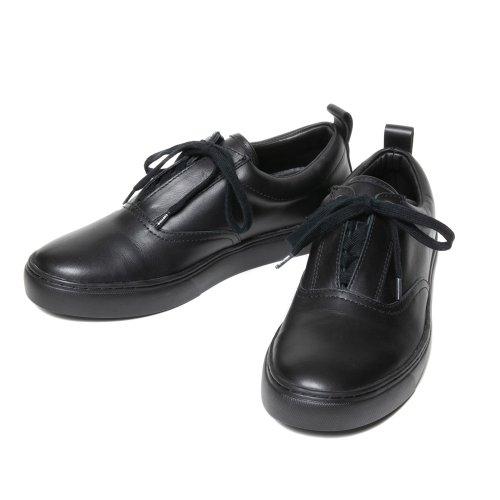 他の写真1: COOTIE/Raza Lace Up Shoes(ブラック-カーフ)[Razaレースアップシューズ-21春夏]