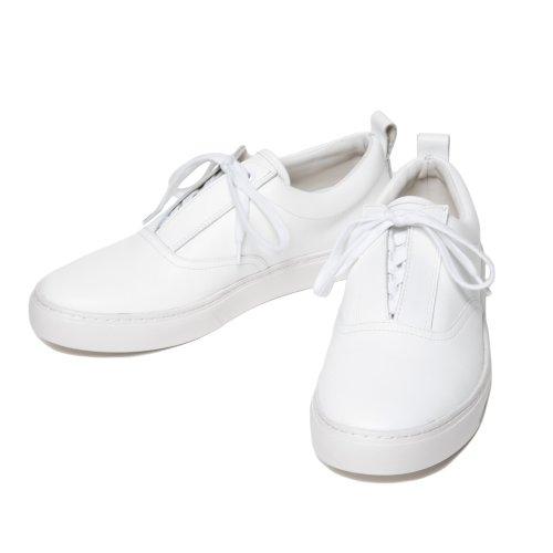 他の写真1: COOTIE/Raza Lace Up Shoes(ホワイト-カーフ)[Razaレースアップシューズ-21春夏]