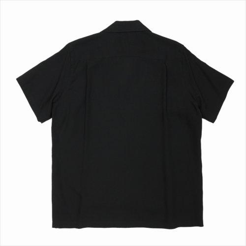 他の写真2: WACKO MARIA/50'S SHIRT S/S(TYPE-1)(ブラック)[50'Sシャツ-21春夏]