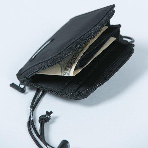 他の写真2: COOTIE/Compact Nylon Wallet(ブラック)[コンパクトナイロンウォレット-21春夏]