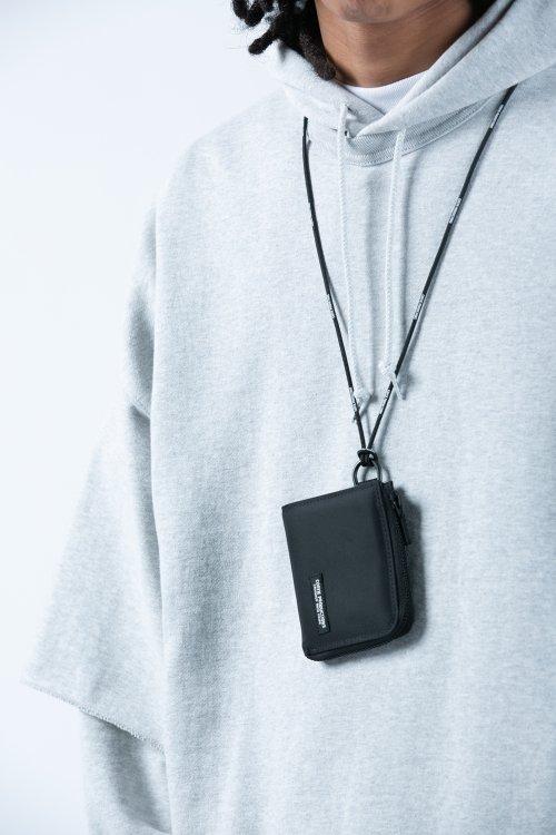 他の写真3: COOTIE/Compact Nylon Wallet(ブラック)[コンパクトナイロンウォレット-21春夏]