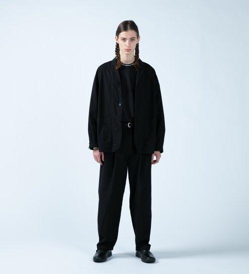 他の写真3: COOTIE/Garment Dyed 2 Tuck Easy Pants(ブラック)[2タックイージーパンツ-21春夏]