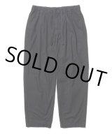 COOTIE/Garment Dyed 2 Tuck Easy Pants(ブラック)[2タックイージーパンツ-21春夏]