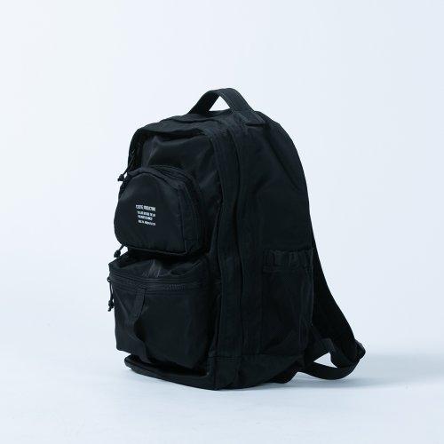 他の写真1: COOTIE/Nylon Backpack(ブラック)[ナイロンバックパック-21春夏]