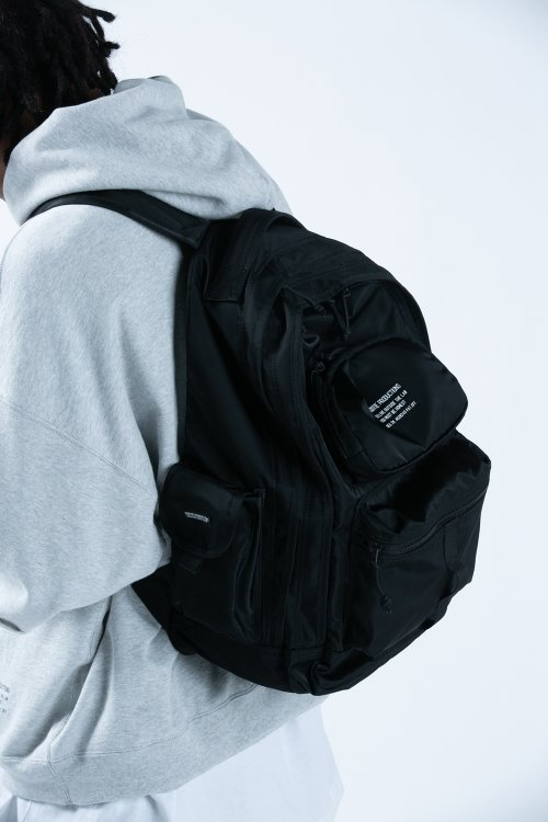 他の写真3: COOTIE/Nylon Backpack(ブラック)[ナイロンバックパック-21春夏]