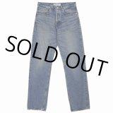 DAIRIKU/Vintage Washed Slim Denim Pants(インディゴ) 【20%OFF】[ヴィンテージウォッシュスリムデニムパンツ-21春夏]